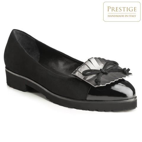 Női cipő, fekete, 85-D-104-1-38, Fénykép 1