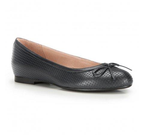 Női cipő, fekete, 86-D-606-1-37, Fénykép 1