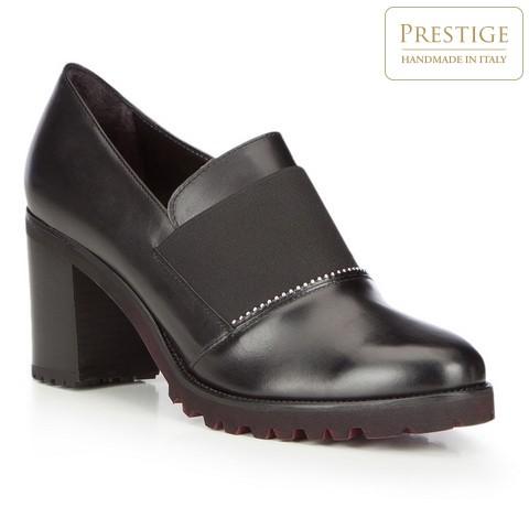 Női cipő, fekete, 87-D-102-1-39_5, Fénykép 1