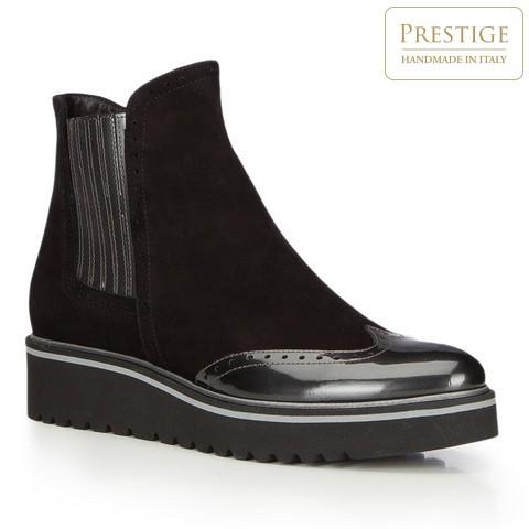 Női cipő, fekete, 87-D-106-1-39_5, Fénykép 1