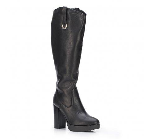 Női cipő, fekete, 87-D-205-1-35, Fénykép 1