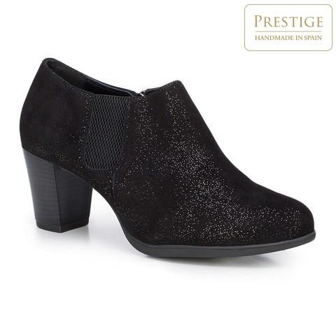 Női cipő, fekete, 87-D-305-2-41, Fénykép 1