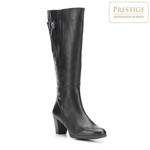 Női cipő, fekete, 87-D-313-4-39, Fénykép 1
