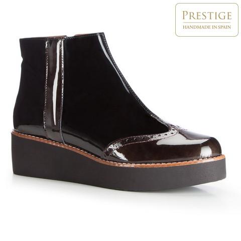 Női cipő, fekete, 87-D-460-1-41, Fénykép 1