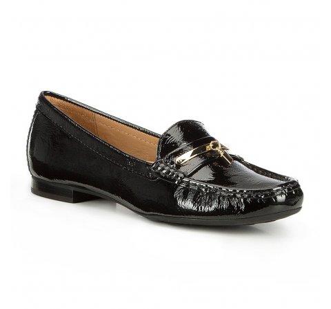 Női cipő, fekete, 87-D-710-9-37, Fénykép 1