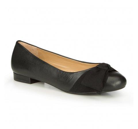 Női cipő, fekete, 87-D-714-1-36, Fénykép 1