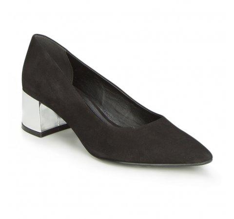Női cipő, fekete, 87-D-758-1-38, Fénykép 1