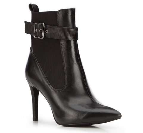 Női cipő, fekete, 87-D-908-2-37, Fénykép 1
