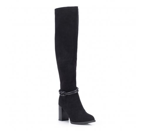 Női cipő, fekete, 87-D-952-1-36, Fénykép 1