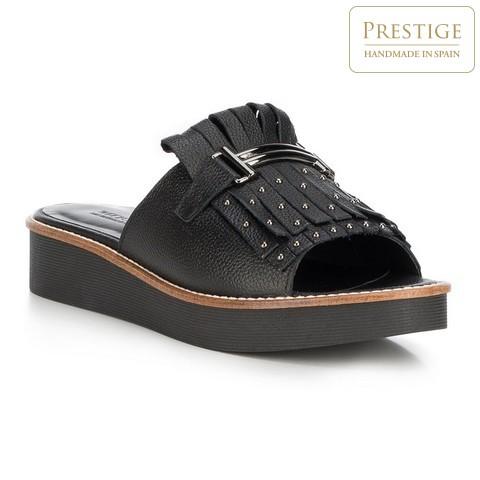 Női cipő, fekete, 88-D-452-1-40, Fénykép 1