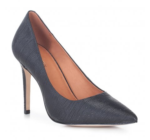 Női cipő, fekete, 88-D-552-1-40, Fénykép 1