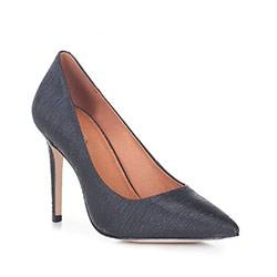 Női cipő, fekete, 88-D-552-1-39, Fénykép 1
