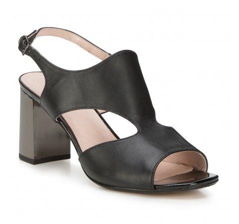 Női cipő, fekete, 88-D-967-1-37, Fénykép 1
