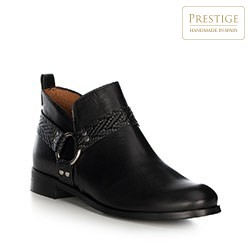 Női cipő, fekete, 89-D-453-1-35, Fénykép 1