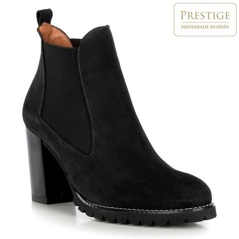 Női cipő, fekete, 89-D-457-1-41, Fénykép 1
