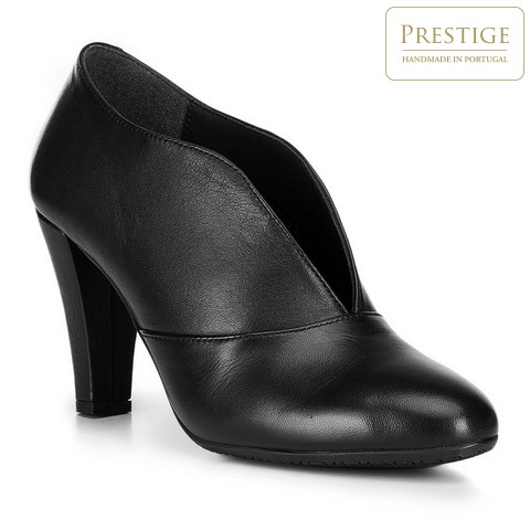 Női cipő, fekete, 89-D-801-1-37, Fénykép 1