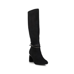 Női cipő, fekete, 89-D-910-1-36, Fénykép 1