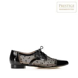 Női jazz cipő átlátszó, fekete, 92-D-111-1-40, Fénykép 1