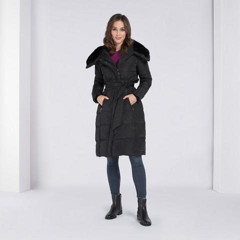 Női dzseki, fekete, 89-9D-401-1-S, Fénykép 1