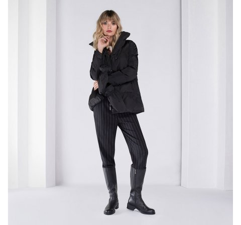 Női dzseki, fekete, 89-9D-405-1-S, Fénykép 1