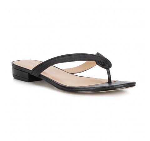 Női cipő, fekete, 88-D-755-S-41, Fénykép 1