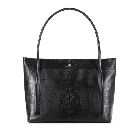 Női táska, fekete, 15-4-206-1J, Fénykép 1