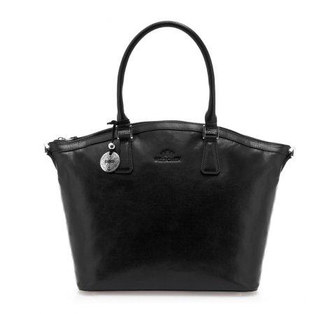 Női táska, fekete, 35-4-011-7, Fénykép 1