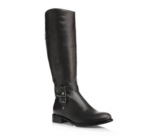 Női cipő, fekete, 85-D-210-1-35, Fénykép 1