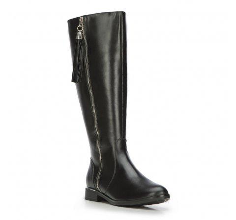 Női cipő, fekete, 87-D-202-4-39, Fénykép 1