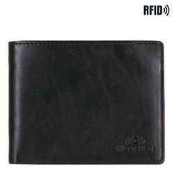 Pénztárca, fekete, 14-1-040-L11, Fénykép 1