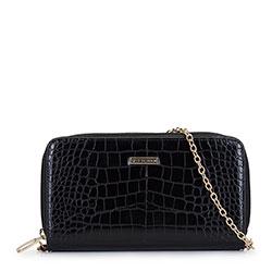 Mini táska lánncal, fekete, 92-1Y-583-1, Fénykép 1