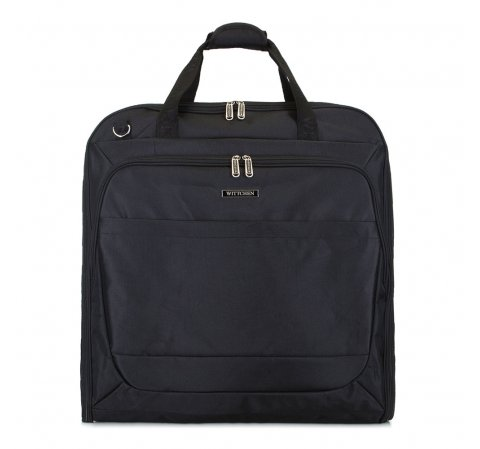 Ruházati táska, fekete, 56-3S-587-10, Fénykép 1