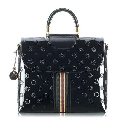 Női táska, fekete, 34-4-095-1L, Fénykép 1