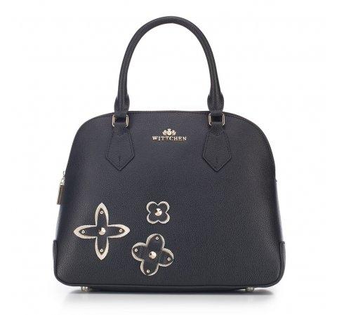 Női táska, fekete, 87-4E-436-8, Fénykép 1