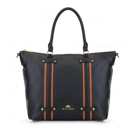 Női táska, fekete, 89-4E-200-5, Fénykép 1