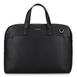 UNISEX puha laptop táska, fekete, 29-3P-001-1, Fénykép 1