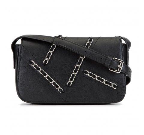 Női táska, fekete, 90-4Y-356-Y, Fénykép 1