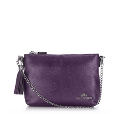 Dámská kabelka, fialová, 86-4E-456-F, Obrázek 1
