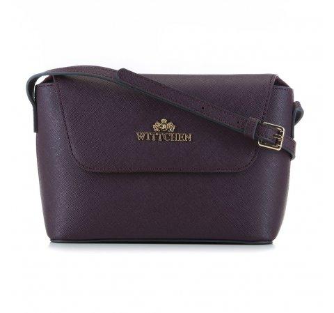 Dámská kabelka, fialová, 89-4-420-33, Obrázek 1