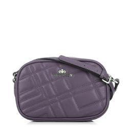 Dámská kabelka, fialová, 89-4E-503-V, Obrázek 1