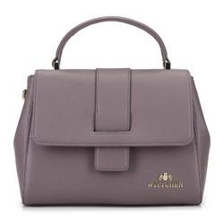 Dámská kabelka, fialová, 92-4E-604-P, Obrázek 1