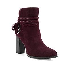Dámské boty, fialová, 85-D-900-2-37, Obrázek 1