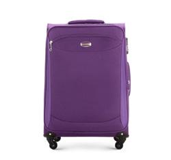 Střední cestovní kufr, fialová, V25-10-442-24, Obrázek 1