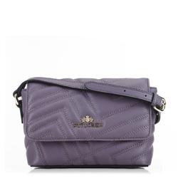 Dámská kabelka, fialová, 89-4E-502-V, Obrázek 1