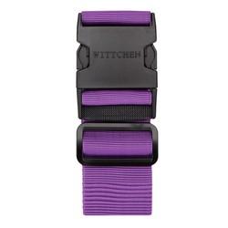 Zamykací pás na zavazadla, fialová, 56-30-015-44, Obrázek 1