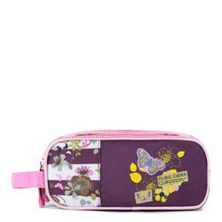 Пенал, фиолетово - розовый, V25-3K-109-3X, Фотография 1
