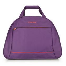 Дорожная сумка, фиолетовый, 56-3S-465-44, Фотография 1