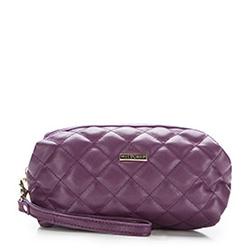 Косметичка, фиолетовый, 87-3-551-V, Фотография 1