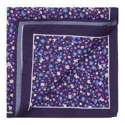 Нагрудный платок, фиолетовый, 87-7P-001-X6, Фотография 1