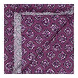Нагрудный платок, фиолетовый, 87-7P-002-X4, Фотография 1